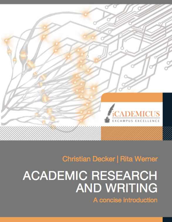 academic research and writing The journal of writing research is an open access journal that publishes high quality papers covering the broad spectrum of writing research.